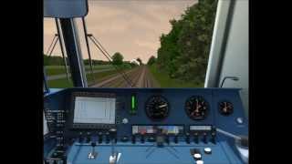 Let´s Play - Train Simulator 2001-  VT611  # 1