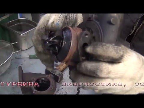 Ремонт турбины на Hyundai. Ремонт турбины на Hyundai Санкт Петербург.