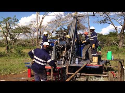 Multi Power Hydraulic Diamond Drill
