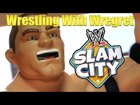 WWE Slam City | Wrestling With Wregret