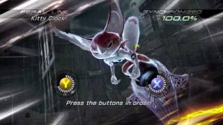 Final Fantasy XIII-2 Demo Walkthrough...with Portals and Arms and Stuff