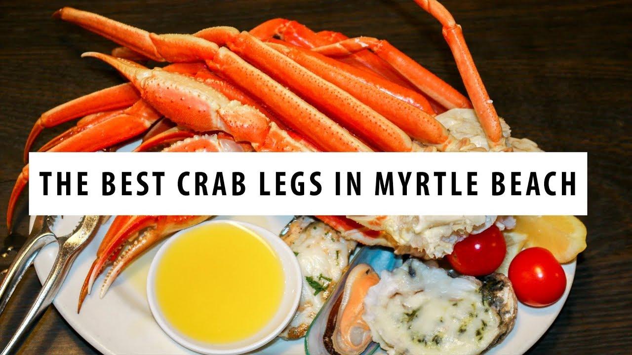 Seafood Buffet in Myrtle Beach, SC | Captain Benjamin's