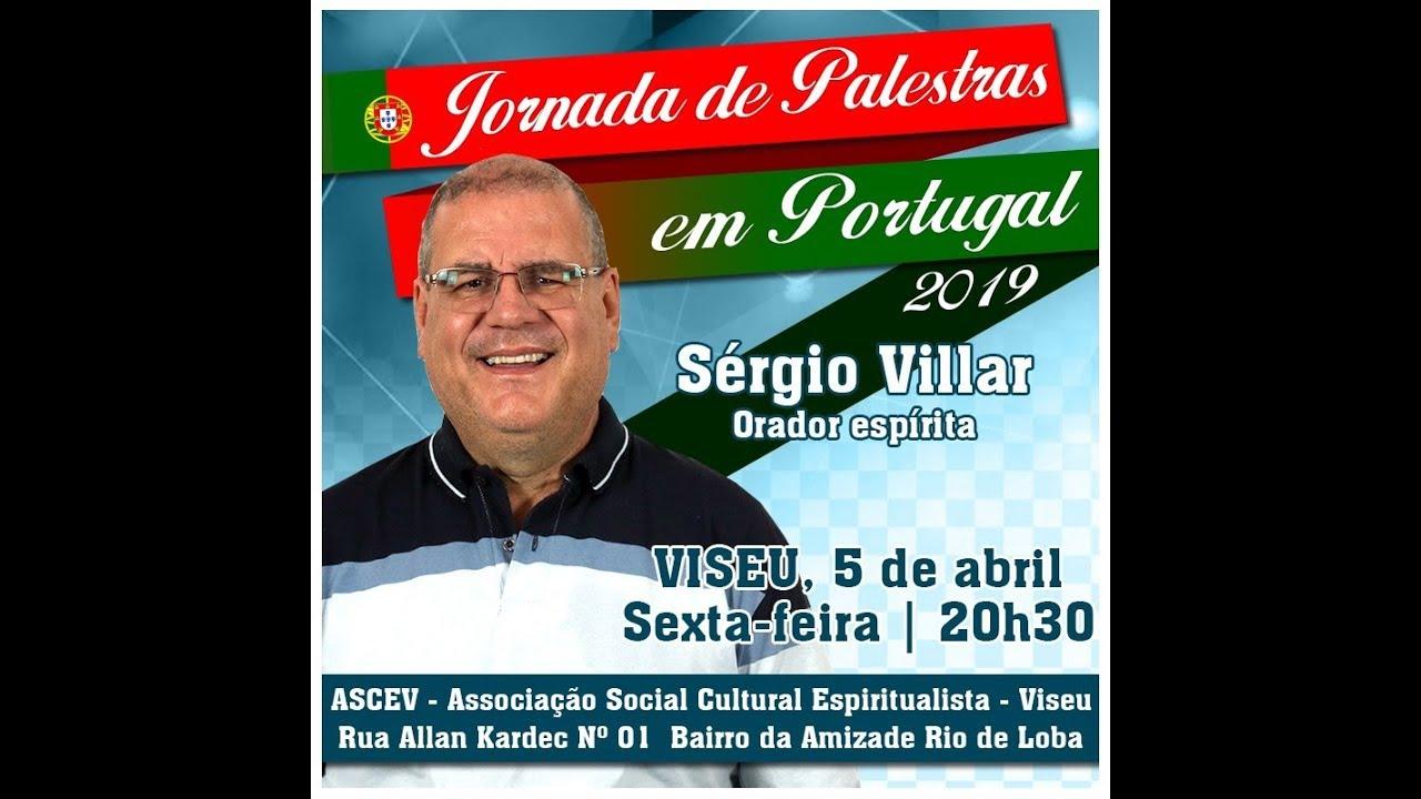 Palestra Pública 05 04 2019 Com Sérgio Villar Passos De Luz