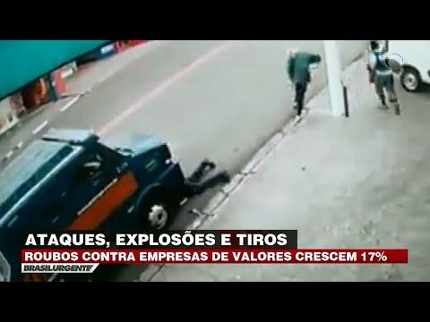 PR: Quadrilha especializada em explodir caixas é presa