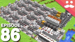 Hermitcraft 6: Episode 86 - SAHARA Super Smelter!