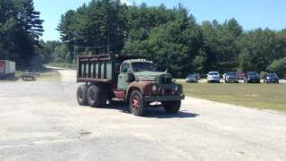 Mack B60 Cummins Diesel