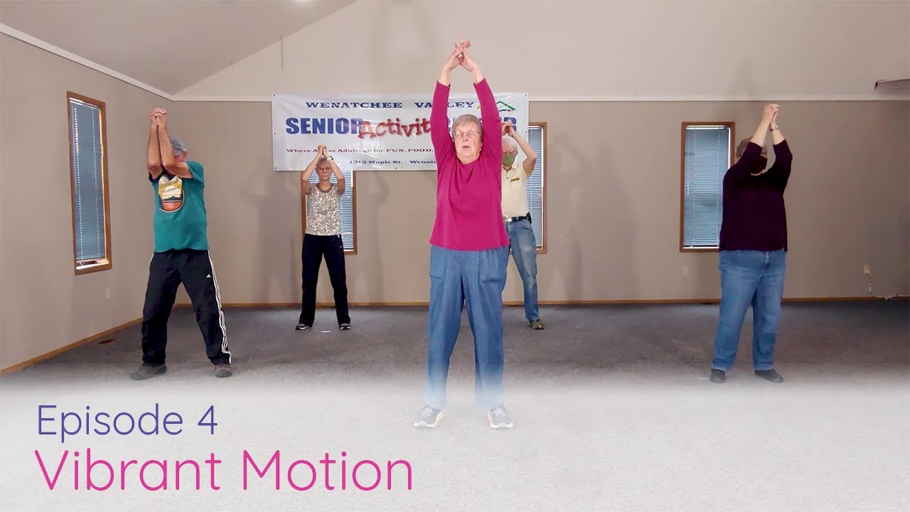Vibrant Motion S1-E4