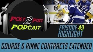 Gourde & Rinne Contracts Extended - P2P Podcast #49 Highlight