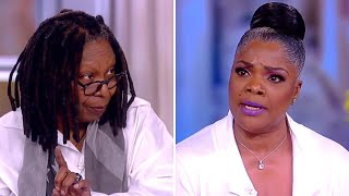 Whoopi Goldberg clashes with Mo'Nique on 'The View' | Page Six