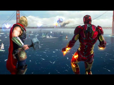 Top 10 Marvel Avengers Games Android 2019 HD EndGame