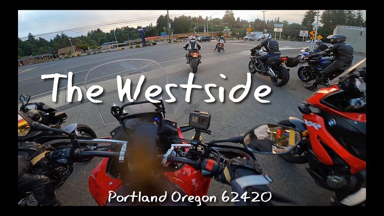 Westside Ride on the 2019 Honda CB500X | Portland Oregon Motorcycle 2020