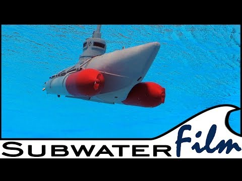 RC U-boats | BIBER rc midget Submarine