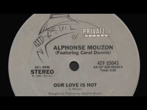 "Alphonse Mouzon - Our love is hot (12"" - rip)"