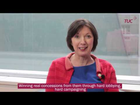 May Day Greetings from Frances O'Grady