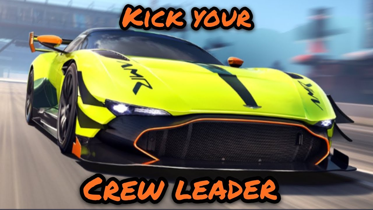 How to Kick out you crew leader in CSR2
