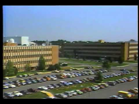 Stock Footage of Goddard Space Flight Center and Headquarters
