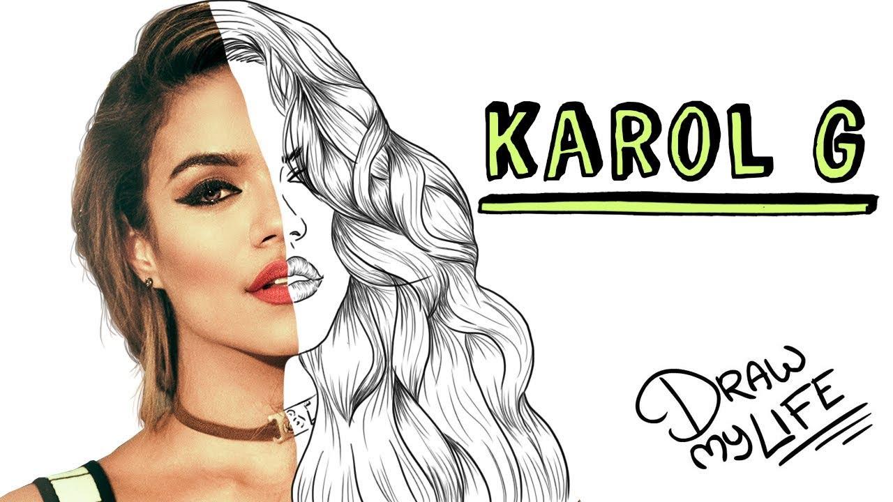 KAROL G | Draw My Life