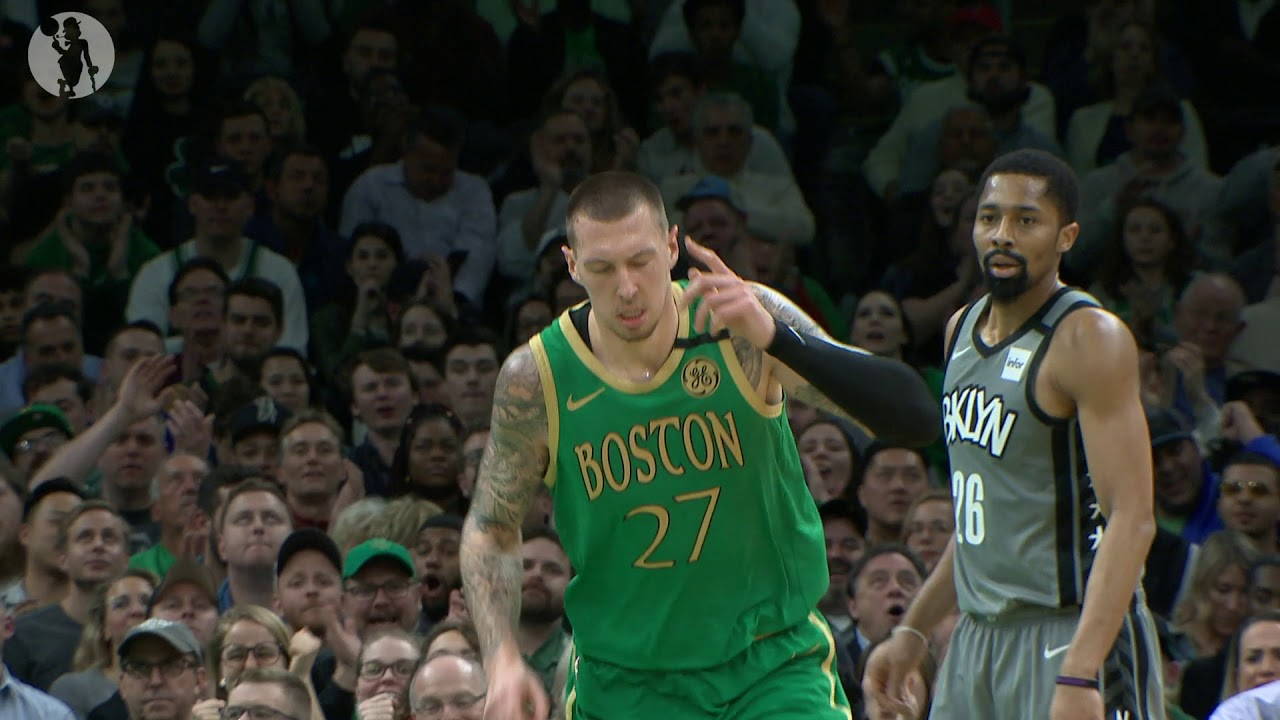 An Appreciation For Daniel Theis, The Unsung Hero Of The Boston ...
