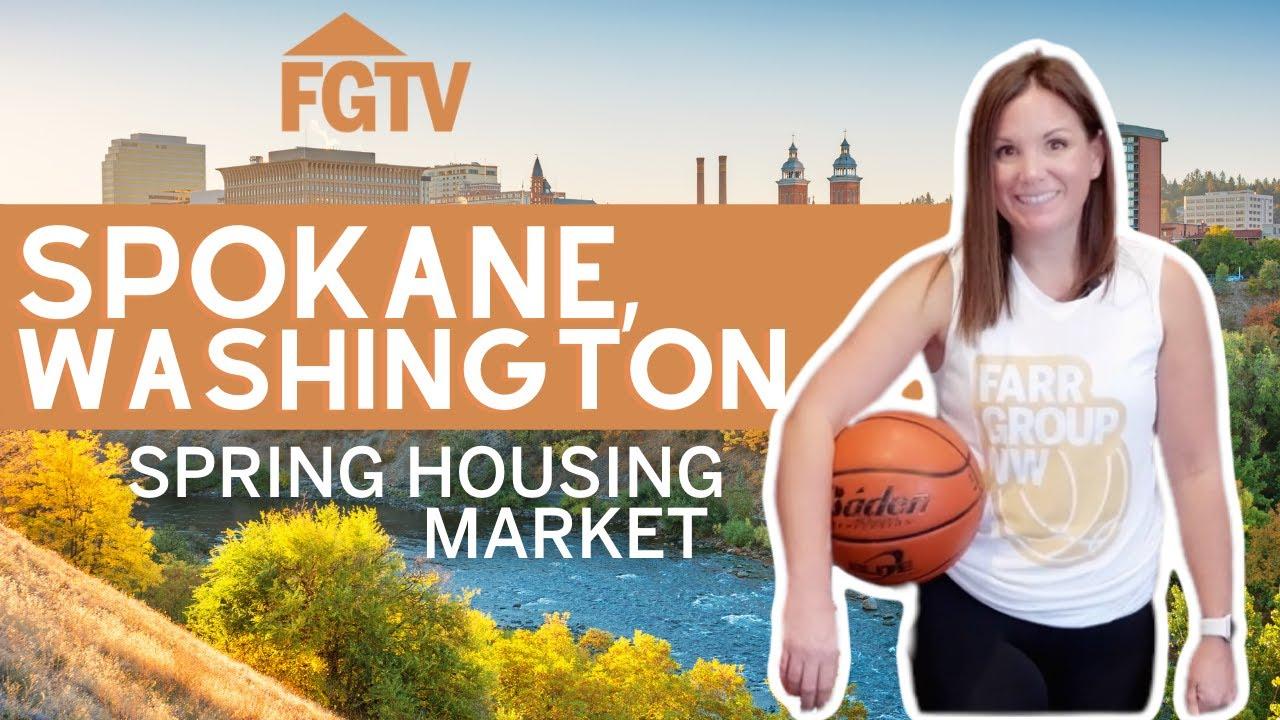 Spokane Spring Rush in the Housing Market?