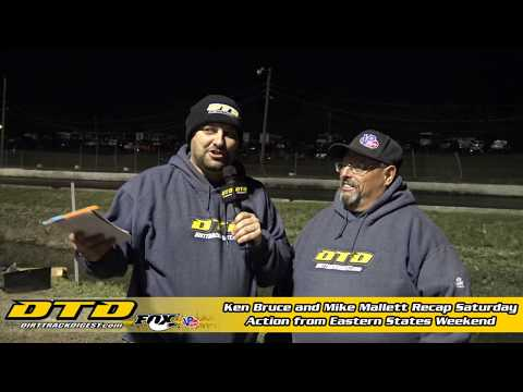 Recapping the Eastern States 100 for Small-Block Modifieds