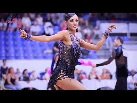 Alexey Dolgushin - Ksenia Piatakhina, RUS | 2018 Paris Dance Open - WDSF WO LAT - QF S