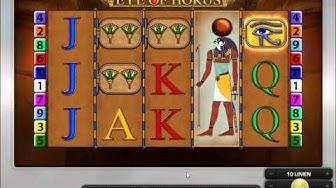 Eye Of Horus Gratis Spielen