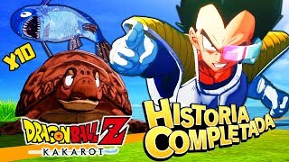 DRAGON BALL Z: KAKAROT ( SOY VEGETA EN NAMEK )