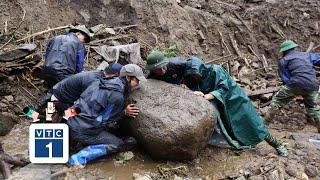 Lai Châu tan hoang sau mưa lũ