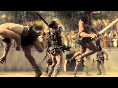Spartacus Blood And Sand Season 1 Trailer