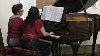 Рояль-дуэт. Попурри на темы оперетт И. Кальмана