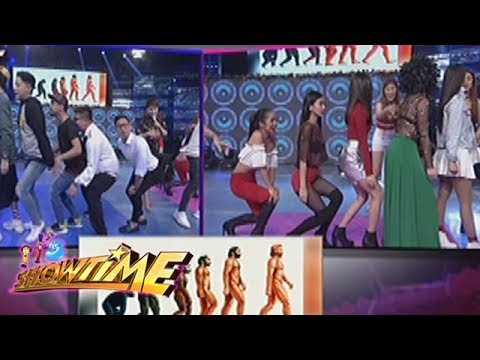 It's Showtime Copy Cut: Watch the new game on Showtime, Copy Cat.