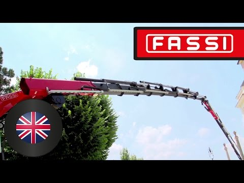 Advertsing campaign of Fassi on Mediaset Italia TV