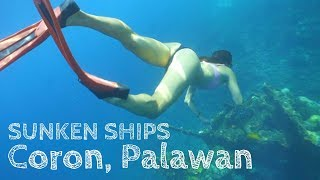 NUMBER ONE ISLAND TO TRAVEL IN THE PHILIPPINES (Coron, Palawan)