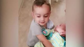 TOP 10 Funniest Baby Savage - Babies Fails Video
