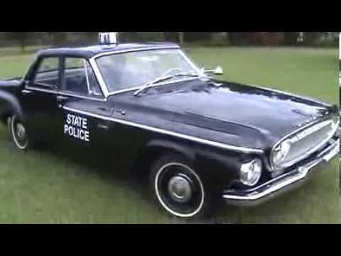Dodge Dart Police Car For Sale Youtube