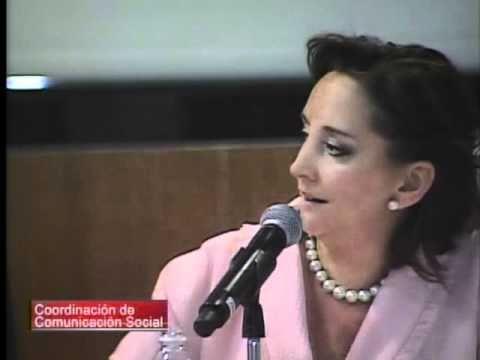 Intervencion  de la  Dip Claudia Ruiz Massieu Salinas en la Comparecencia del Secretario de gobernacion  replica  24 sep 10