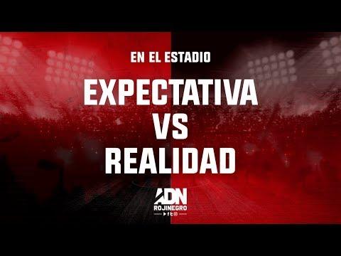 EXPECTATIVA REALIDAD EN EL ESTADIO / MELGAR 2018