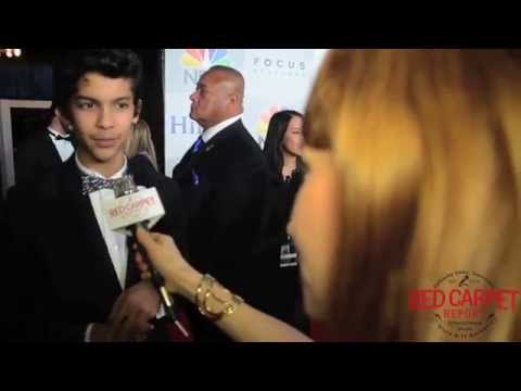 Xolo Maridueña at the NBC/Universal 72nd Annual Golden Globes After Party GoldenGlobes