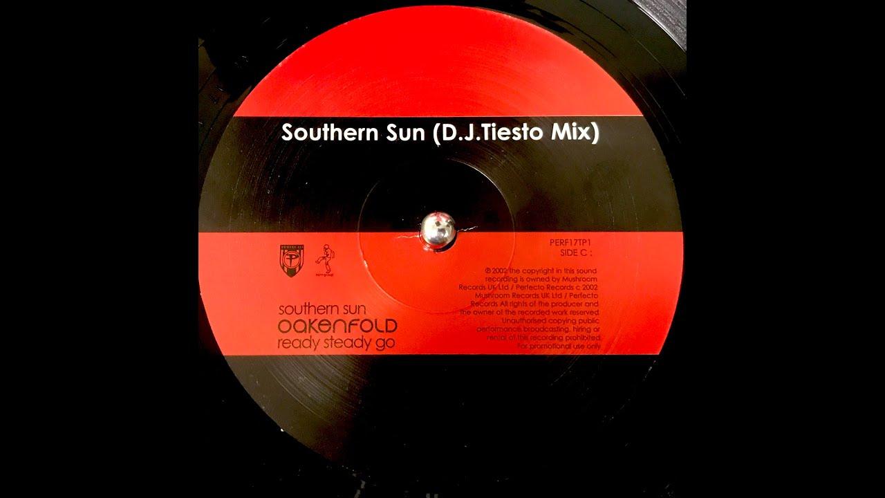Oakenfold - Southern Sun (DJ Tiesto Mix) (2002)