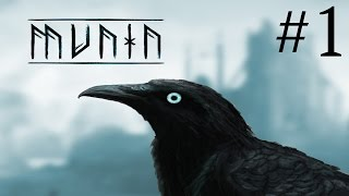 Munin Walkthrough part 1 - Midgardr