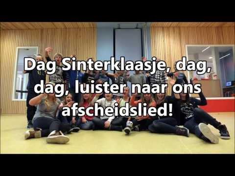 Dag Sinterklaas! (Sint Cup Song) Groep 8B Het Talent Heerde zingt voor Sint