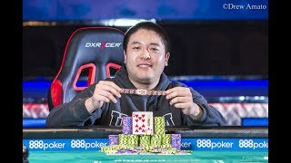 Brian Yoon Wins Monster Stack for 3rd Bracelet