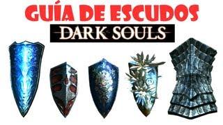 Dark Souls | Guia de escudos: Consejos, estadisticas | Los 5 mejores escudos de Dark Souls
