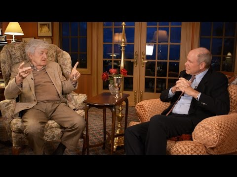 Hal Holbrook at 90 talks to Michael Eisner about Twain history and Denison