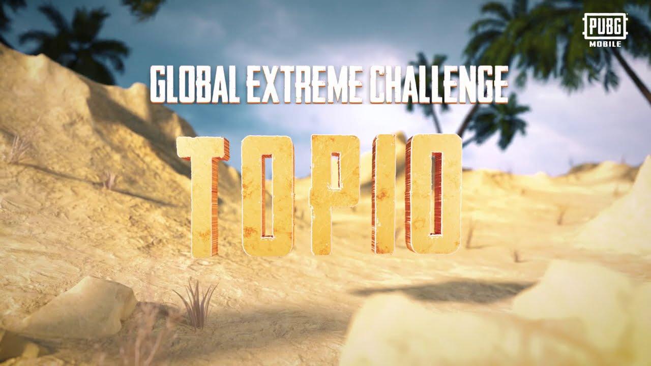 PUBG MOBILE - Global Extreme Challenge Highlights