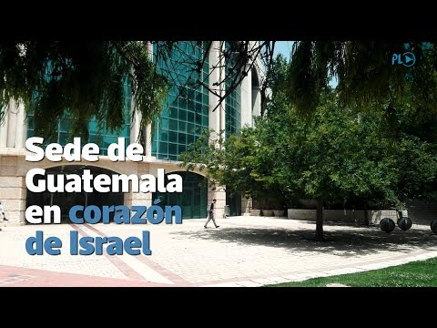 En Este Lugar De Jerusalén Funcionará La Embajada De Guatemala En Israel