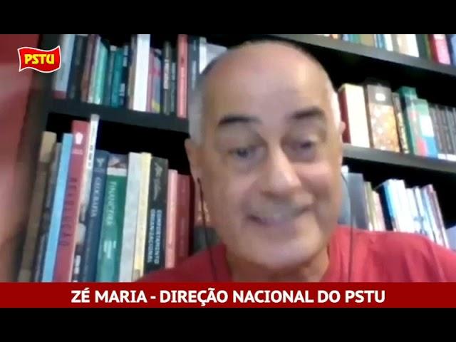 Zé Maria - Direção Nacional do PSTU