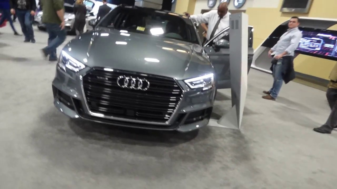 Audi A3 2018 2017 Washington Dc Auto Show 2017 Youtube