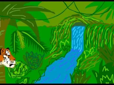 Save the Rain Forests in Indonesia - YouTube
