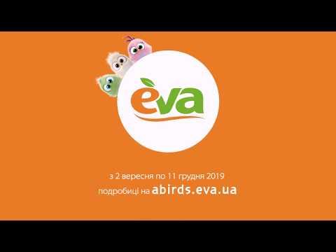 Angry Birds в EVA.UA